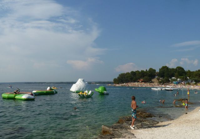 kleiner zeltplatz kroatien